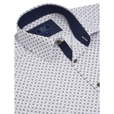 Daniel Grahame Geneva Drifter Short  Sleeve Shirt