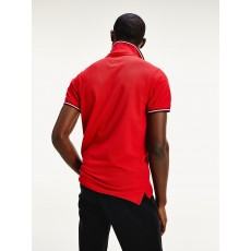 Tommy Hilfiger Core Tommy Tipped Slim Polo