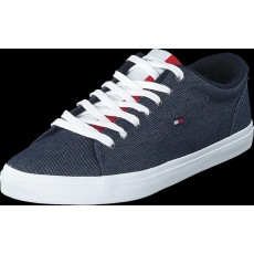 Tommy Hilfiger Essential Long Lace Sneaker Desert Sky