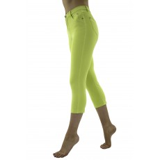 Marble Jeans Lime