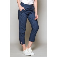 Nomads Slim Cropped Trouser Storm