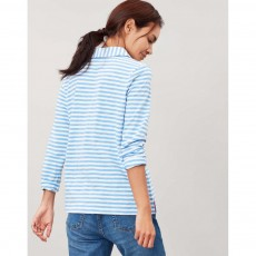 Joules Harri Jersey Shirt With Open Placket