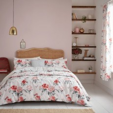 Sanderson Options Rhodera Bedding Coral