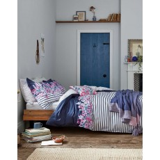 Joules Cottage Garden Bedding Border Stripe