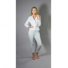 Decollage Pearl Grey Trousers