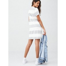 Superdry Darcy Striped T_Shirt Dress