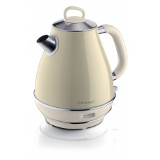 Ariete Vintage 1.7L Cream Kettle
