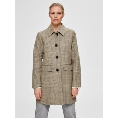 Selected Lydia New Coat Sand