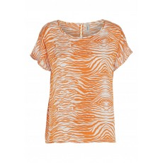 SoyaConcept Garbie Blouse Dark Orange