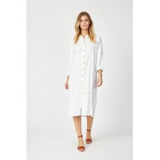 SoyaConcept Ina Dress White