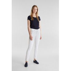 Esprit HR Skinny Shaping Jeans White