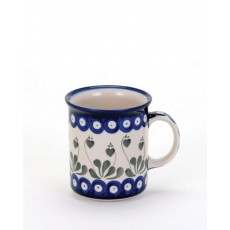 Country Pottery Everyday Mug Love Leaf
