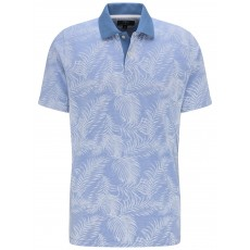 Fynch-Hatton Polo Palm Print