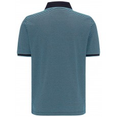 Fynch-Hatton Polo Finestripe Mouline