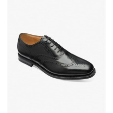 Loake 302 Black Shoe