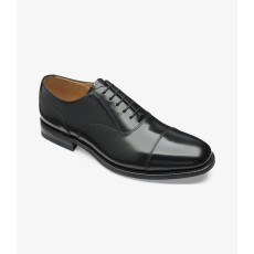 Loake 300 Black Shoe