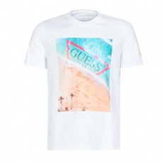 Guess Crew Neck SS Waterline Tee