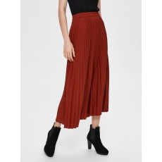 Selected Alexis Midi Skirt