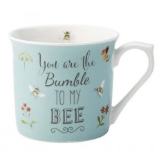 Bee Happy  China Mug Bumble To My Bee