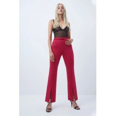 French Connection Alia Whisper Trouser Pink Cerise