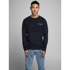 Jack & Jones Himalaya Knit Crew Neck