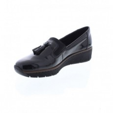 Rieker Black Loafer