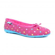 Lunar Starling Pink Pump Slipper
