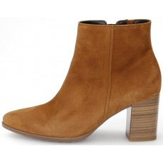 Gabor Tan Suede High Heeled Boot