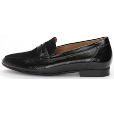 Gabor Black Loafer