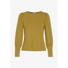 Ichi Ihvenus Bronze Long Sleeve Top