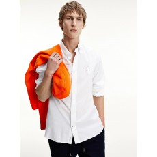Tommy Hilfiger Peached Soft Poplin Shirt White