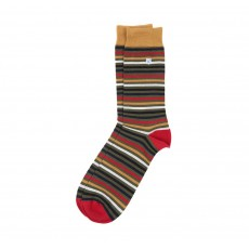 Barbour Tartan Stripe Sock