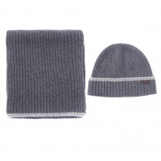 Barbour Crome Beanie and Scarf