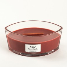 Woodwick Cinnamon Chai Ellipse Candle