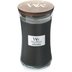 Woodwick Evening Bonfire Large Hourglass Candle