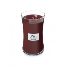 Woodwick Black Cherry Large Hourglass Candle