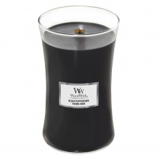 Woodwick Candle Black Pepper Large