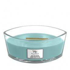 Woodwick Candle Blue Java Ellipse
