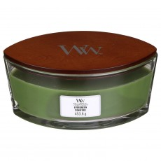 Woodwick Candle Evergreen Ellipse