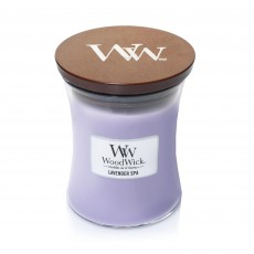 Woodwick Candle Lavender Spa Medium