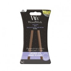 Woodwick Candle Auto Reed Refill Lavender Spa