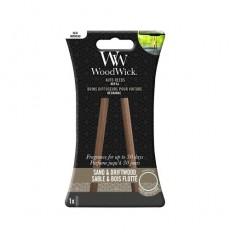 Woodwick Candle Auto Reed Refill Sand Driftwood