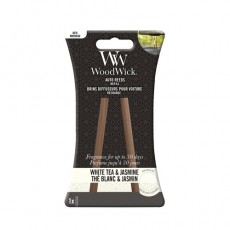 Woodwick Candle Auto Reed Refill White Tea Jasmine