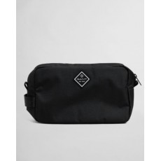 Gant Sports Black Washbag