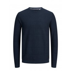 Jack & Jones Snow Knit Crew Neck