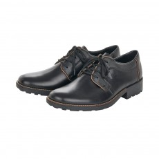 Rieker Black and Brown Shoe