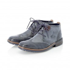 Rieker Blue Brogue