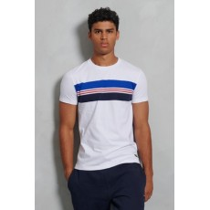 Superdry R&P Chestband Tee