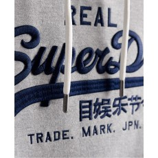 Superdry VL Embroidery Hood Jumper