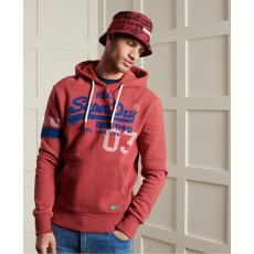 Superdry VL Varsity Hooded Jumper
